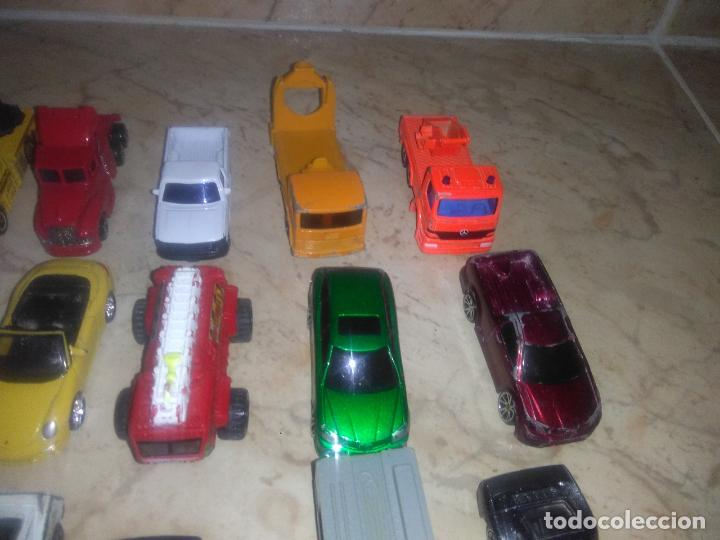 Coches a escala: Lote coches welly burguer king cars majorette mira hot wheels - Foto 4 - 157832974