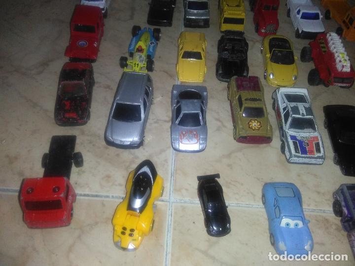Coches a escala: Lote coches welly burguer king cars majorette mira hot wheels - Foto 5 - 157832974