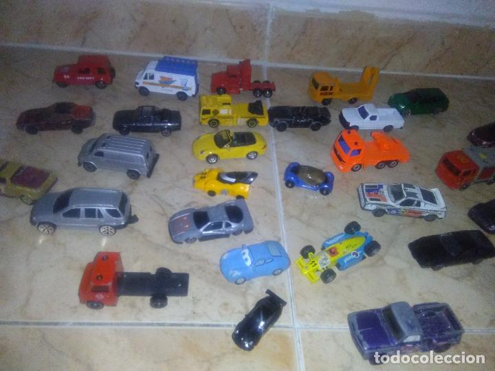 Coches a escala: Lote coches welly burguer king cars majorette mira hot wheels - Foto 16 - 157832974
