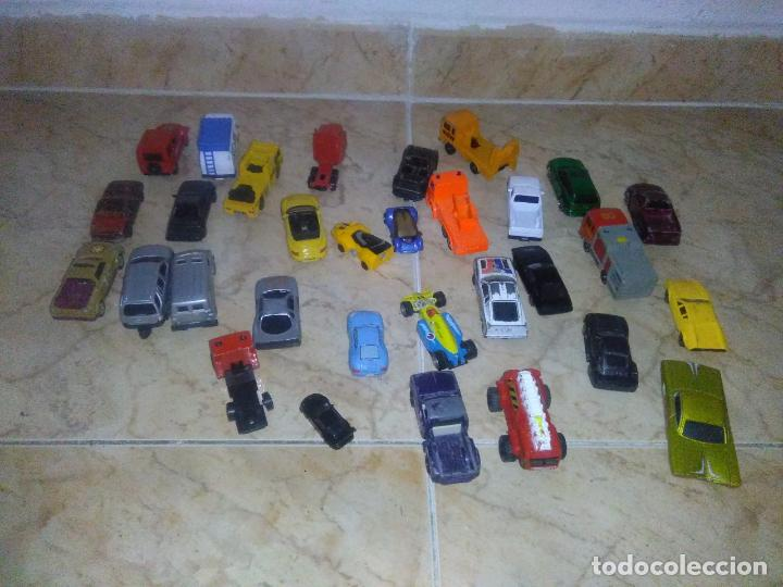 Coches a escala: Lote coches welly burguer king cars majorette mira hot wheels - Foto 18 - 157832974
