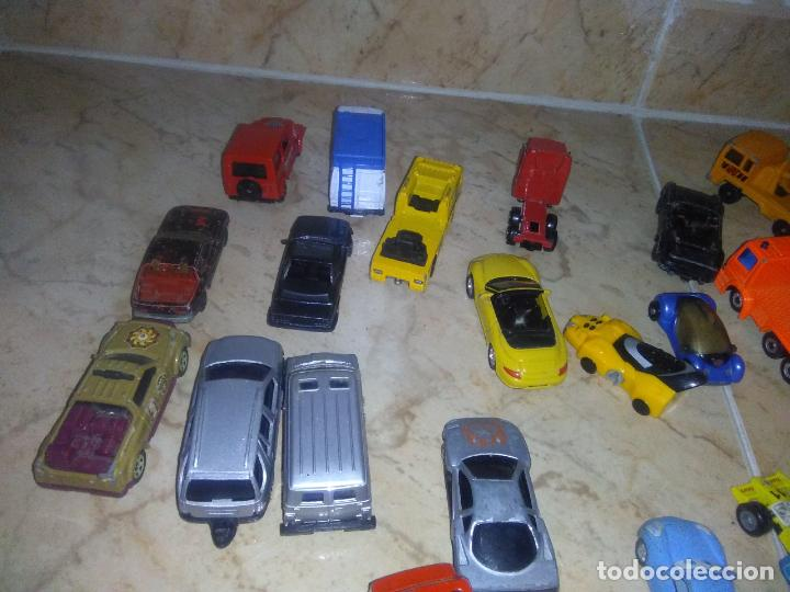 Coches a escala: Lote coches welly burguer king cars majorette mira hot wheels - Foto 19 - 157832974