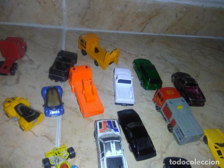 Coches a escala: Lote coches welly burguer king cars majorette mira hot wheels - Foto 21 - 157832974