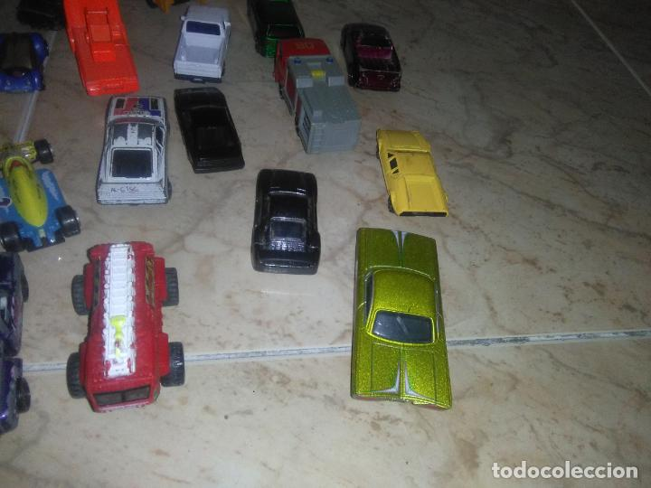 Coches a escala: Lote coches welly burguer king cars majorette mira hot wheels - Foto 22 - 157832974