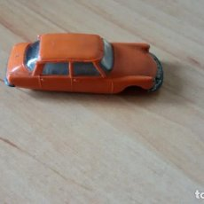 Coches a escala: CITROEN DS 19 NOREV, Nº 2 LES MICROMINIATURES, MADE IN FRANCE.. Lote 157957834