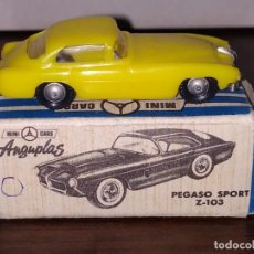 Coches a escala: ANGUPLAS MINICARS MINI CARS PEGASO SPORT. Lote 158172502