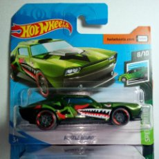 Coches a escala: HOT WHEELS- 2 SPEED BLUR-MADE IN MALAYSIA. Lote 158255766
