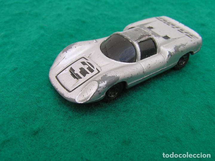 GrisBr 3536 Matchbox G Super T 1985 Made Coche In EnglandAño trsdChQ