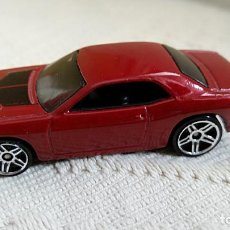 Auto in scala: HOT WHEELS DODGE CHALLENGER CONCEPT 1/64. Lote 158802430