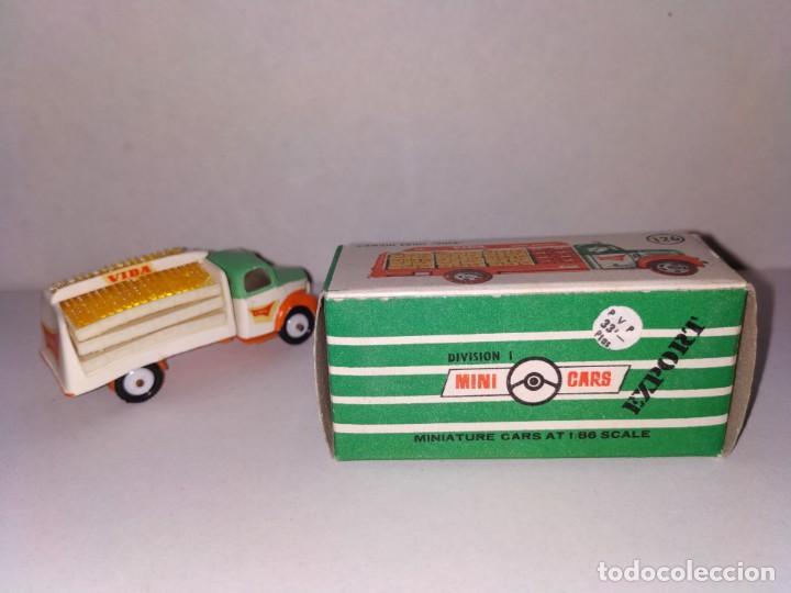 Coches a escala: Anguplas Minicars Mini Cars Ebro Vida. Difícil - Foto 2 - 159157546