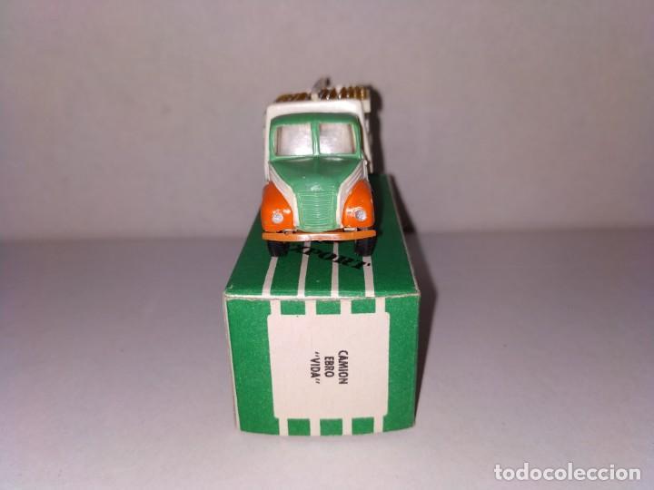 Coches a escala: Anguplas Minicars Mini Cars Ebro Vida. Difícil - Foto 7 - 159157546