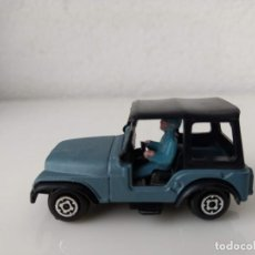 Coches a escala: JEEP GRIS GUISVAL 1/64. Lote 159407646