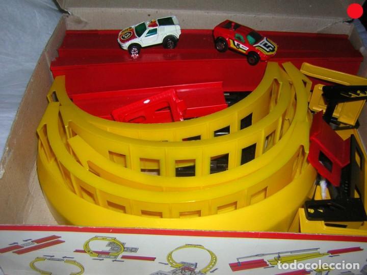 Coches a escala: CIRCUITO MAJORETTE MOTOR 520 - Foto 3 - 159637742