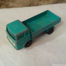 Coches a escala: CAMION METÁLICO MATCHBOX LESNEY MERCEDES TRUCK. Lote 160399526