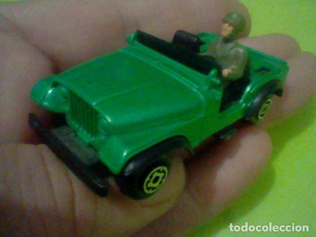 Willys Militar Soldado Leer Guisval Verde Jeep J3KTlFc1