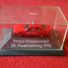Coches a escala: COCHE HERPA MESSEMODELL DT. FEURWEHRTAG 1990. Lote 161258754