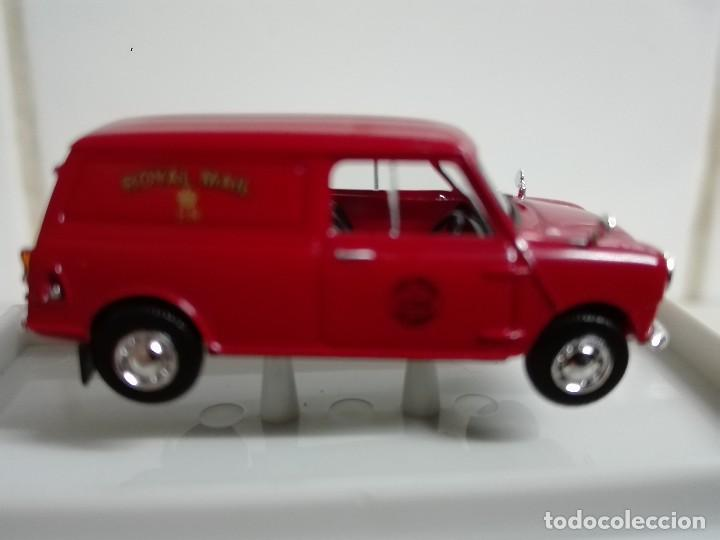 Coches a escala: AUSTIN MINI VAN ,ROYAL MAIL ,ESCALA 1/87 ,BREKINA 15353 - Foto 2 - 161504718