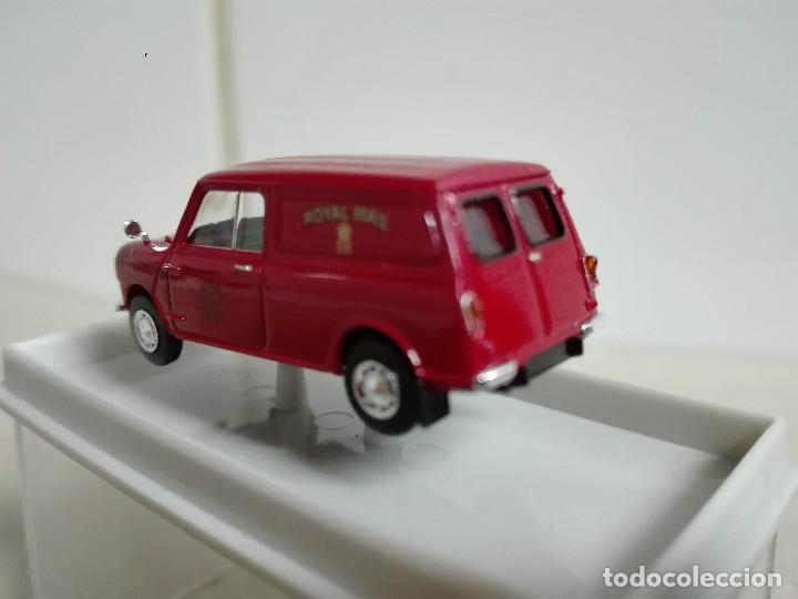Coches a escala: AUSTIN MINI VAN ,ROYAL MAIL ,ESCALA 1/87 ,BREKINA 15353 - Foto 4 - 161504718