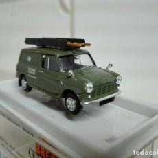 Coches a escala: AUSTIN MINI VAN ,TELEPHONES ,ESCALA 1/87 ,BREKINA 15352. Lote 161504982