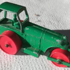 Coches a escala: MATCHBOX SERIES Nº 1 AVELING BARFORD ROAD ROLLER. Lote 162691290