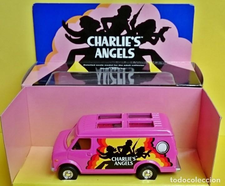 CORGI CC87501 CHARLIE'S ANGELS VAN (Juguetes - Coches a Escala Otras Escalas )