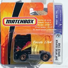 Coches a escala: MATCHBOX MBX METAL Nº 72 DAF. Lote 153745374