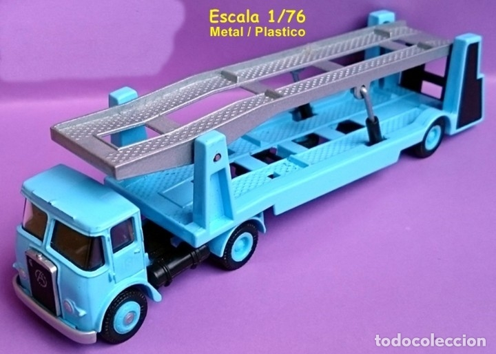 Coches a escala: EFE - ATKINSON CAR TRANSPORTER - Foto 1 - 154457142