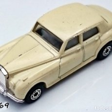 Coches a escala: MATCHBOX ROLLS ROYCE SILVER CLOUD - MADE IN ENGLAND. Lote 154194230