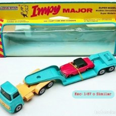 Coches a escala: LONE STAR IMPY MAJOR 183 LOW LOADER. Lote 153954082