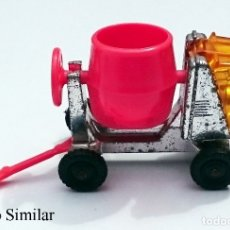 Coches a escala: CORGI JUNIORS 1980 CEMENT MIXER - MADE IN GREAT BRITAIN. Lote 154458630