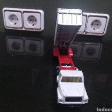 Coches a escala: TRAILER GUILOY MATCHBOX. Lote 163437196