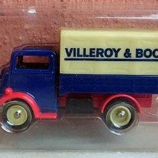 Coches a escala: CORGI FORDSON 7V VILLEROY Y BOCH. Lote 163512858