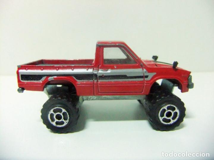 Todoterreno Pick Pickup Juguete Toyota 1 Automóvil 287 56 Up 4x4 Majorette Nº Coche Escala txhrodsCBQ