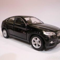 Coches a escala: BMW X6 - RELICA ESCALA 1:36:38 - NUEVO EN CAJA - PULL-BACK&OPEN DOORS. Lote 164851322