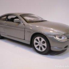 Coches a escala: BMW 645 CI - RELICA ESCALA 1:36:38 - NUEVO EN CAJA - PULL-BACK&OPEN DOORS. Lote 164851430