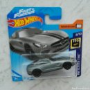 Coches a escala: FAST & FURIOUS HOT WHEELS MERCEDES AMG GT. Lote 165117284
