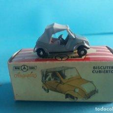 Coches a escala: BISCUTER CUBIERTO MINICARS ANGUPLAS MINI CARS. Lote 165759498