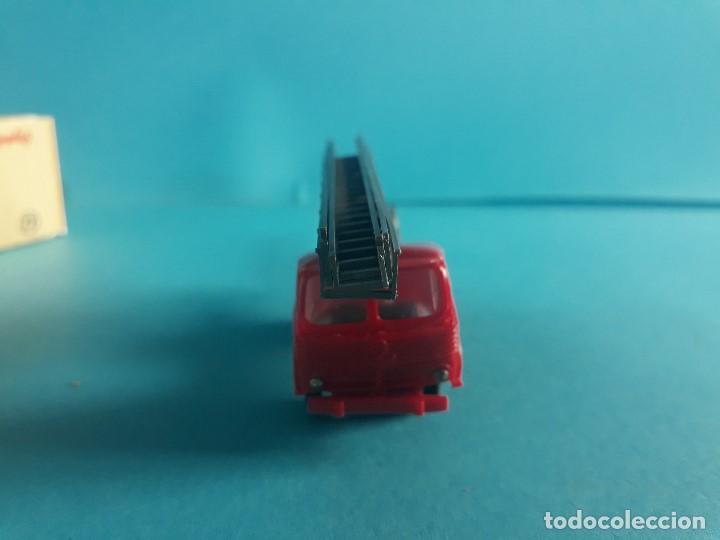 Coches a escala: PEGASO ESCALERA BOMBEROS nº 72 MINICARS ANGUPLAS MINI CARS - Foto 3 - 165759958