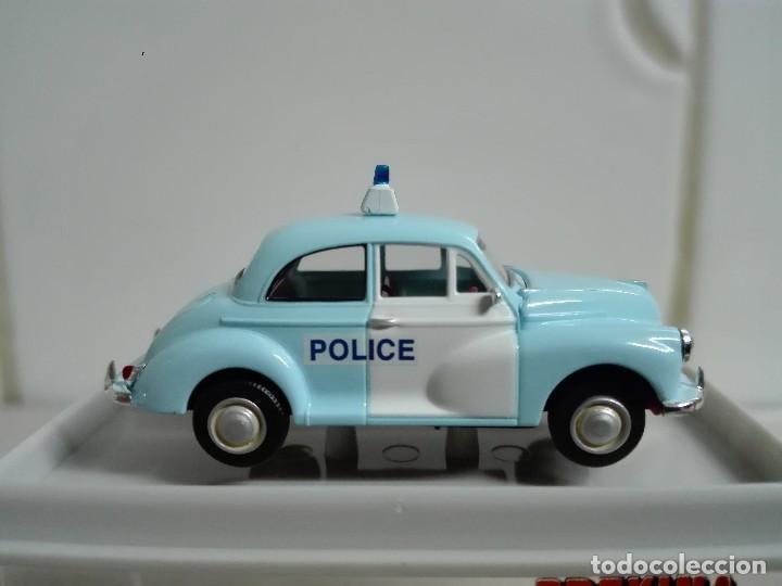 Coches a escala: MORRIS MINOR ,POLICE , BREKINA REF .15204 ,ESCALA 1/87 - Foto 2 - 165799914