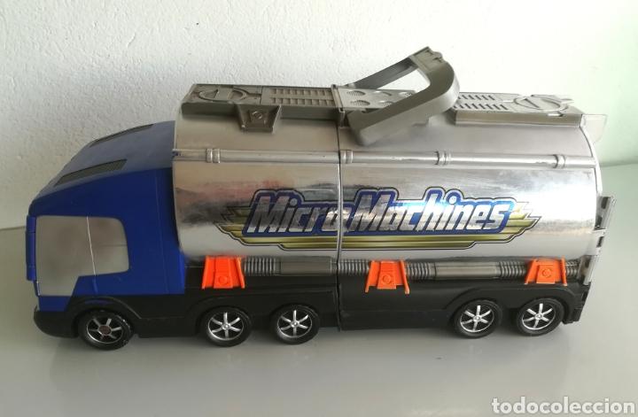 Coches a escala: Camion ciudad micromachines coche hasbro 2001 - Foto 3 - 166404146