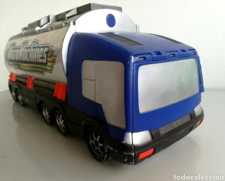 Coches a escala: Camion ciudad micromachines coche hasbro 2001 - Foto 4 - 166404146