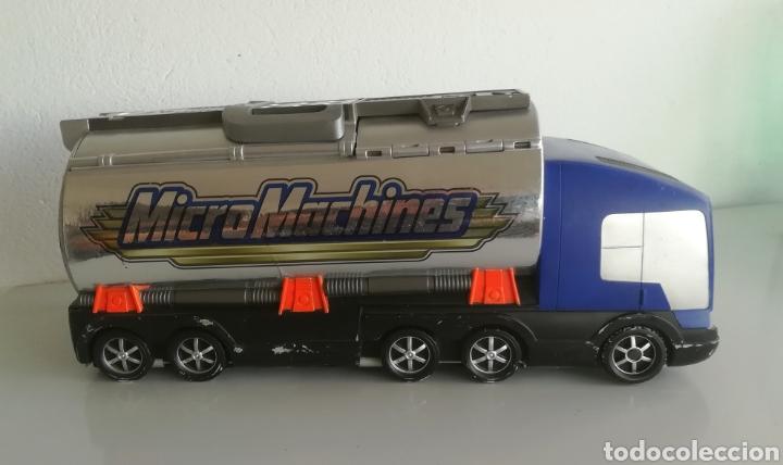 Coches a escala: Camion ciudad micromachines coche hasbro 2001 - Foto 5 - 166404146