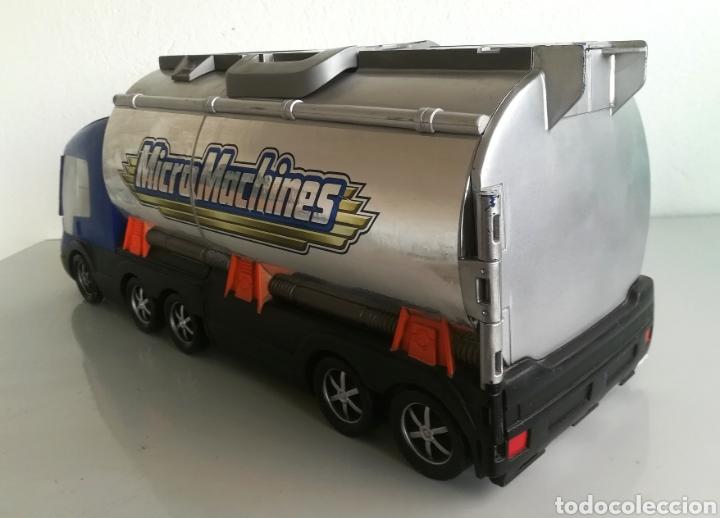 Coches a escala: Camion ciudad micromachines coche hasbro 2001 - Foto 7 - 166404146