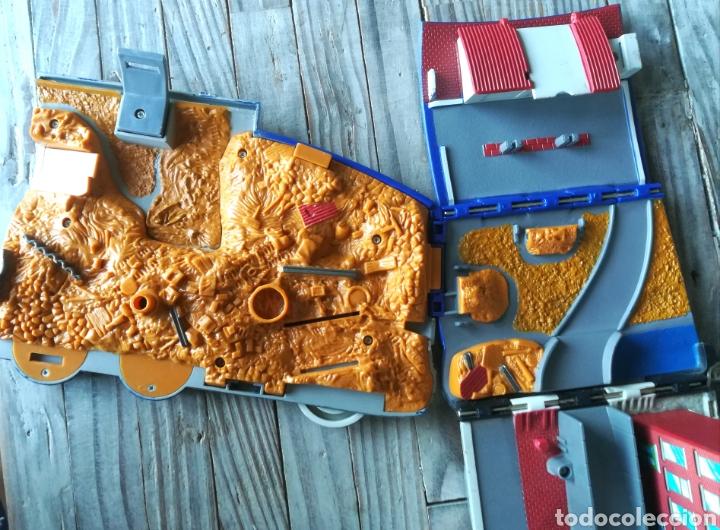 Coches a escala: Camion ciudad micromachines coche hasbro 2001 - Foto 16 - 166404146