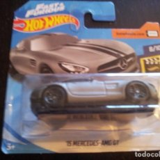 Model Cars - HOT WHELLS - 15 MERCEDES-AMG GT FAST AND FURIOUS - 166662130