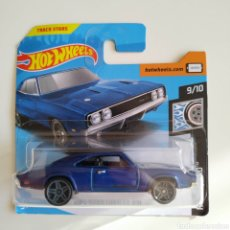 Coches a escala: HOT WHEELS 69 DODGE CHARGER 500 9/10. Lote 194913981