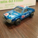 Coches a escala: MAJORETTE MUSTANG SVO Nº220 1/59. MADE IN FRANCE. Lote 167044858