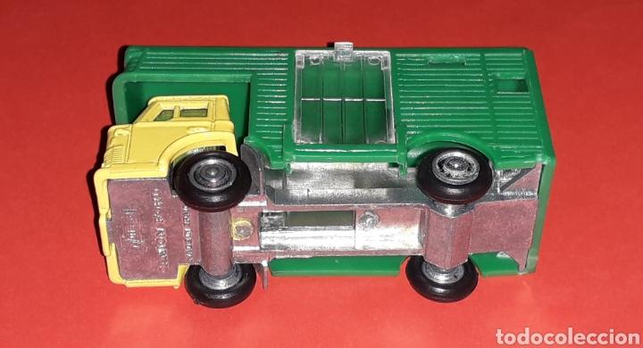 Coches a escala: Camión Ford animales caballos ref. 15, esc. 1/87 H0, Guisval Ibi made in Spain, original año 1972. - Foto 5 - 176421214