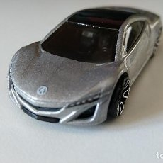 Auto in scala: HOT WHEELS ACURA NSX CONCEPT 2012 1/64. Lote 167460456