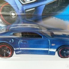 Auto in scala: HOT WHEELS CAMARO SS 2016 1/64 FORZA EDITION. Lote 167461044