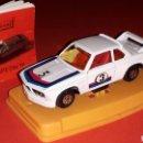 Coches a escala: BMW 3.3 CSL REF. 29, METAL ESC. APROX. 1/64, GUISVAL IBI SPAIN, CAMPEÓN, AÑO 1976. CAJA Y CATALOGO.. Lote 167730724
